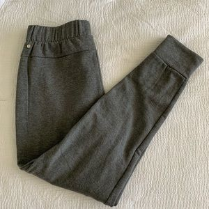 EUC Tapered Gray Fabletics Sweatpants